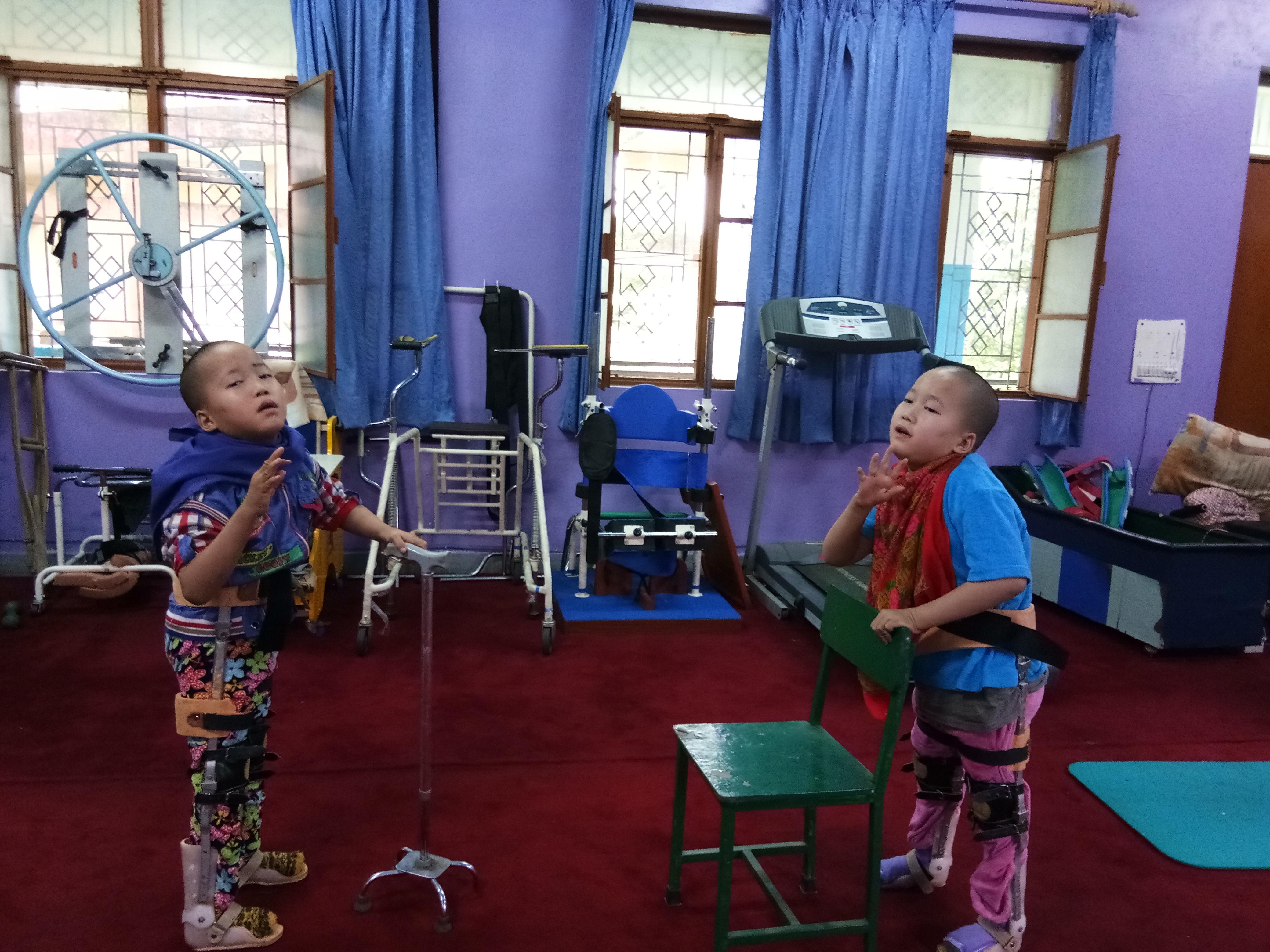 Twice the joy at Ngoenga - American Himalayan Foundation